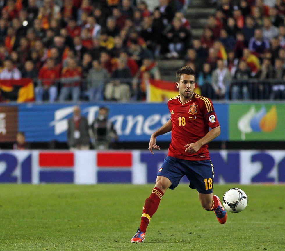 El 'nuevo' Manchester United quiere a Jordi Alba