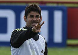 "Mourinho: ""Espero que Diego Costa no se lesione en Brasil"""