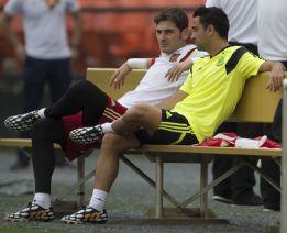 España es la selección más experta: 60 partidos por cabeza