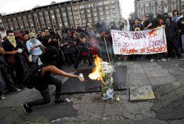 Brasil saluda al Mundial con protestas en siete sedes