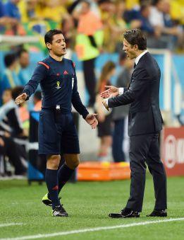 """Kovac: """"Es una vergüenza; si esto sigue así, va a ser un circo"""""""
