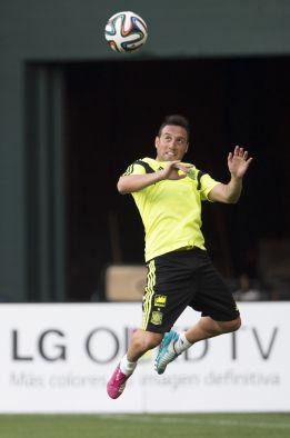El Atlético de Madrid ya sabe que Santi Cazorla quiere venir