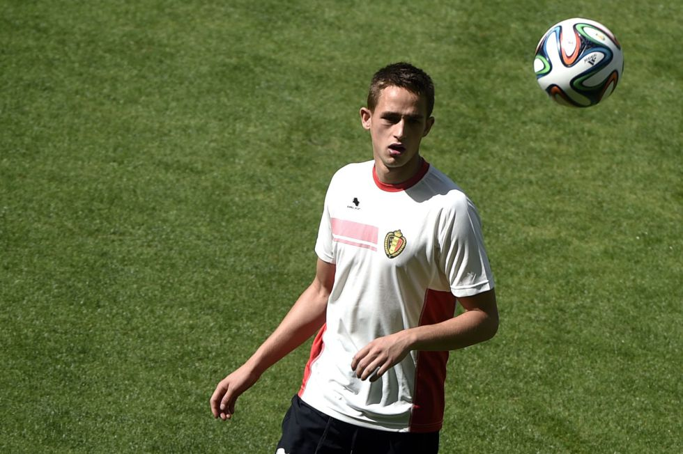 El Mirror coloca a Adnan Januzaj en la órbita del Real Madrid