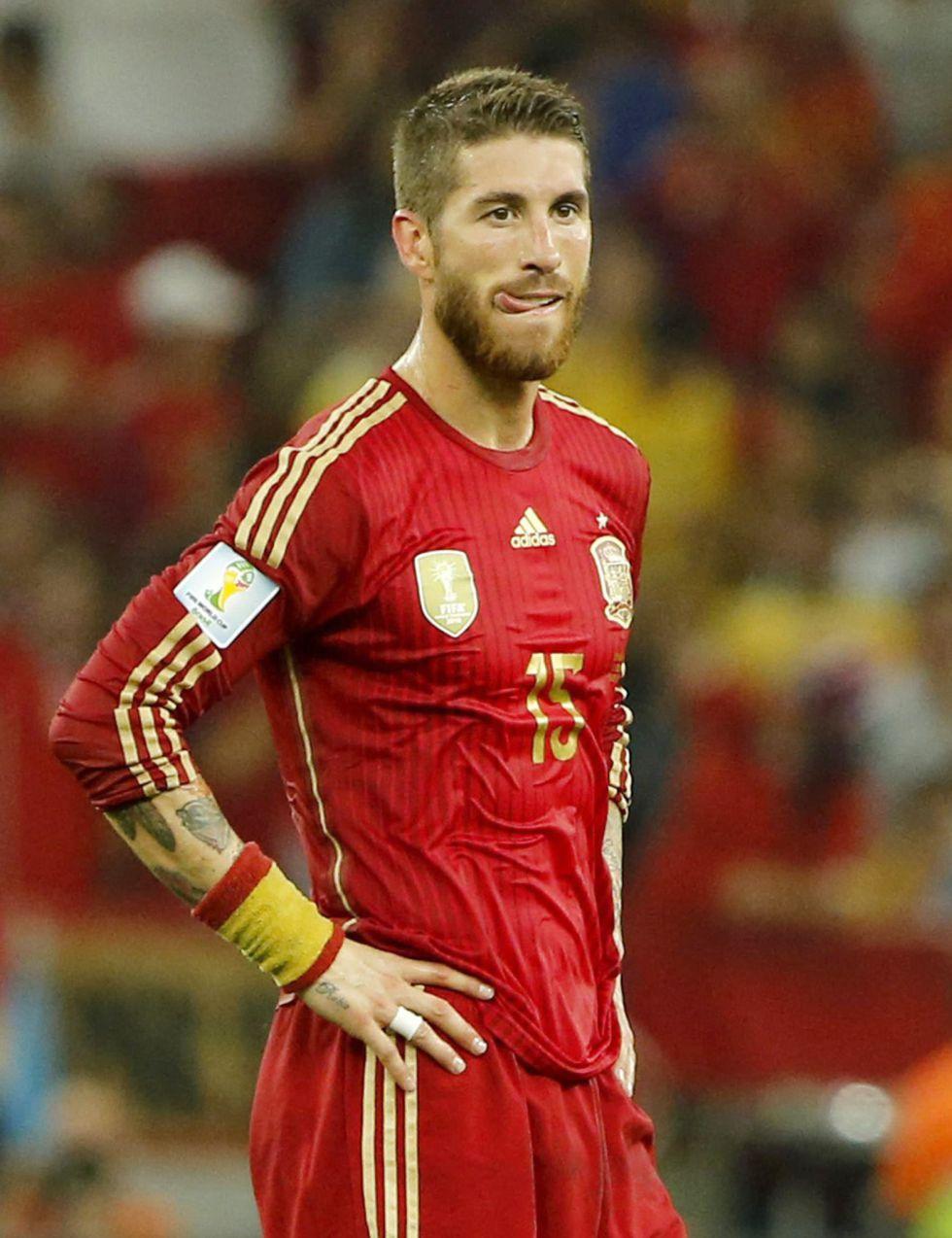 "Ramos: ""Pedimos perdón, las excusas son de perdedores"""
