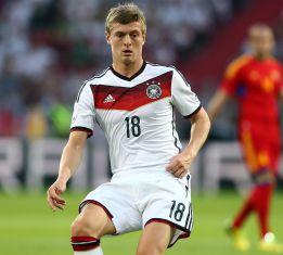 Toni Kroos decidirá su futuro después del Mundial de Brasil