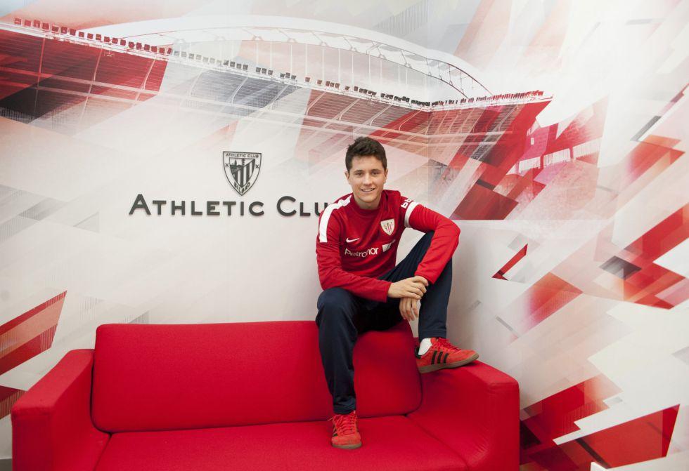 Ánder Herrera desea seguir en Bilbao y zanja todos los rumores