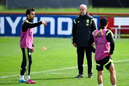 """Del Bosque: """"Yo pienso en todos y los jugadores, sólo en ellos"""""""