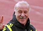 Del Bosque sigue hasta 2016