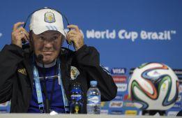 """Sabella: """"Messi es determinante, como Maradona en el 86"""""""