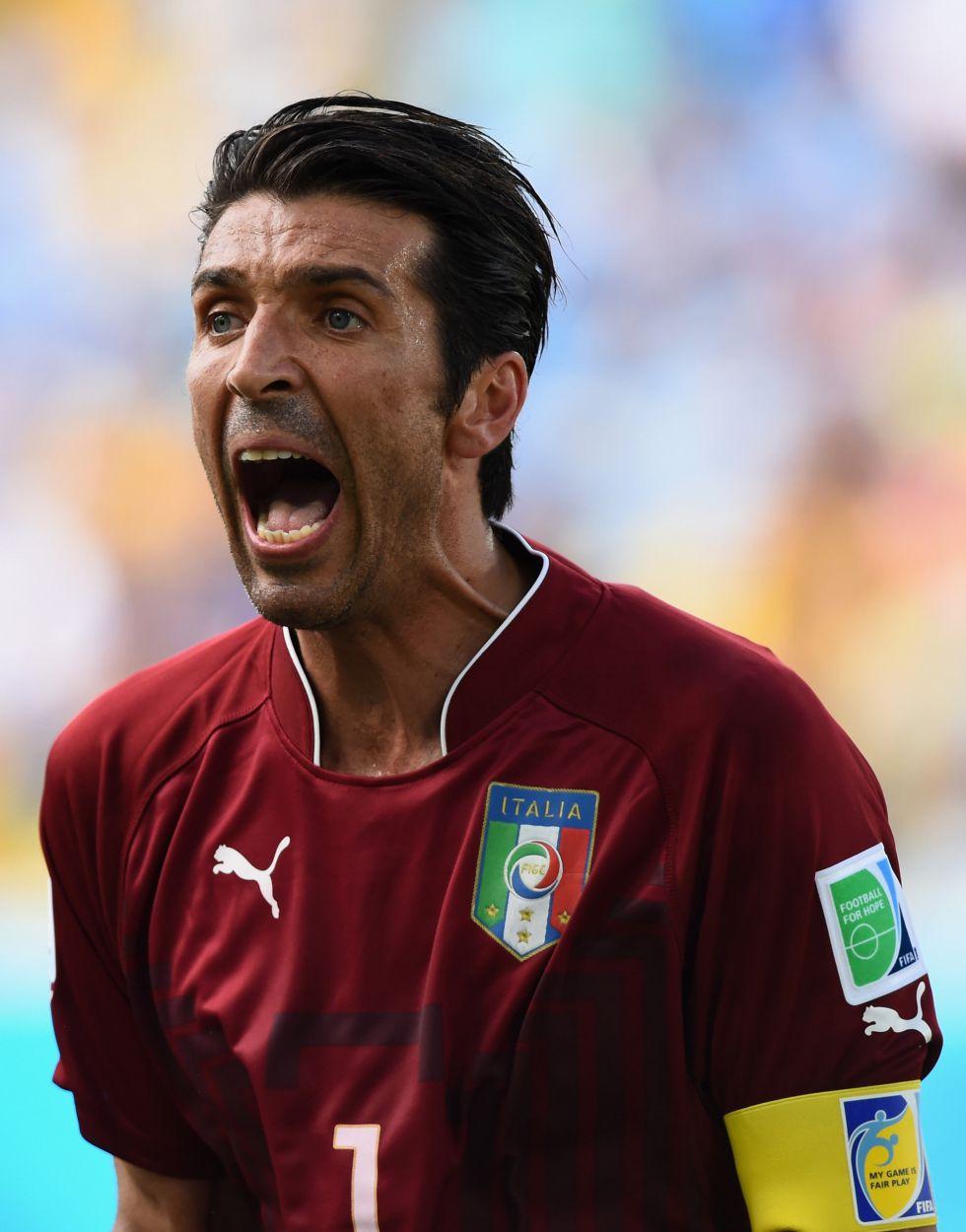 Buffon renovará su contrato con la Juventus hasta 2017