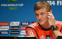 """Kroos: """"¿El Madrid? No firmaré nada durante el Mundial"""""""