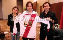 Acuerdo de patrocinio con la empresa china NJQY Sports