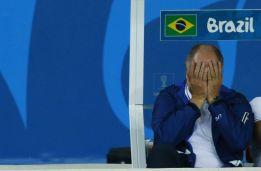 """Scolari: """"Yo soy el culpable"""""""