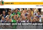 """La prensa brasileña se venga: """"Decime qué se siente ahora"""""""