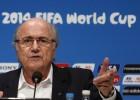 "Blatter: ""Me sorprendió que Messi fuera designado el mejor"""