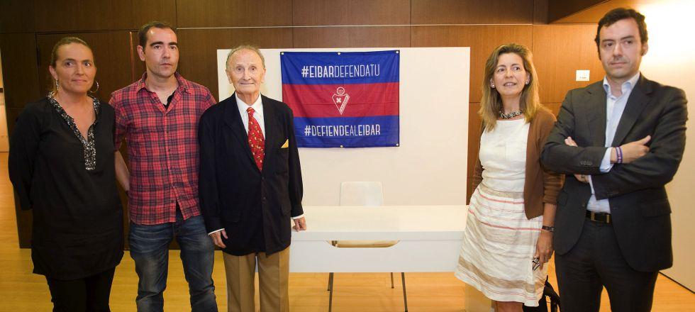 El Eibar ya tiene el dinero para inscribirse en la Liga BBVA