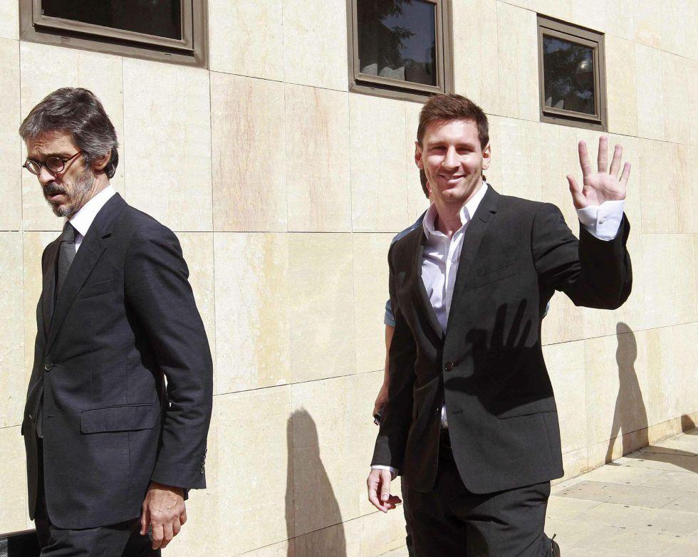 Messi ha pagado 53 millones de euros a Hacienda este año - AS.com