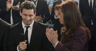 """Messi: """"Es un orgullo recuperar la ilusión de un país"""""""