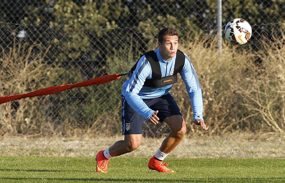 Javier Manquillo está a un paso de fichar por el Liverpool