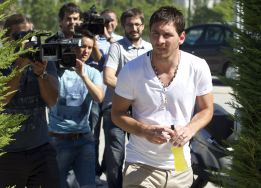 Judge rules tax evasion case against Leo Messi to go ahead