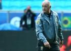 Luiz Felipe Scolari, entrenador de Grêmio 18 años después