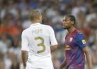 Keita dijo que Pepe le llamó mono en la Supercopa de 2011
