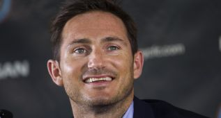 Lampard se va media temporada cedido al Manchester City