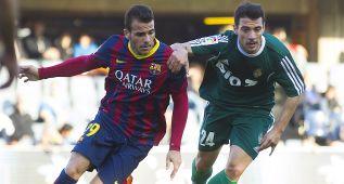 El lateral Carlos Bellvís, nuevo jugador del Alcorcón