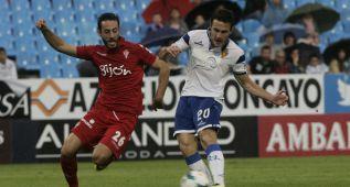 El sportinguista Alex Menéndez vuelve a los entrenamientos
