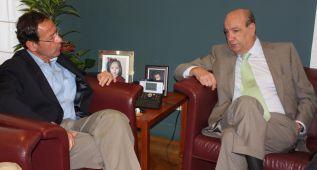 El alcalde de Murcia pide ayuda por carta a Cardenal y Tebas
