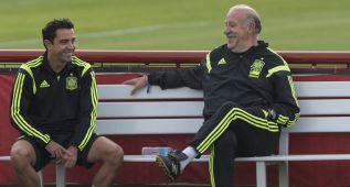 Del Bosque no cree que se vaya por la suplencia ante Chile
