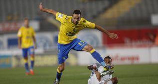 Las Palmas, con dos penaltis, vuelve a ganar al Tenerife