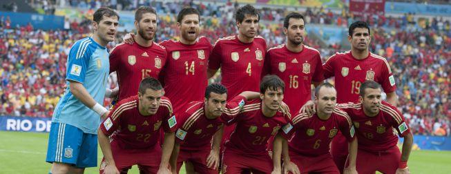 España asciende al séptimo puesto del ránking FIFA
