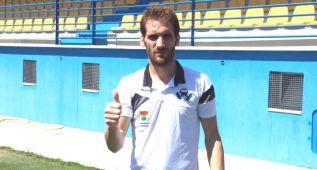 Fausto, nuevo jugador del Alcorcón para esta temporada