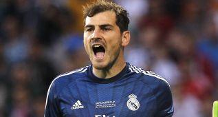 Iker Casillas se perfila como titular mañana ante el Atleti