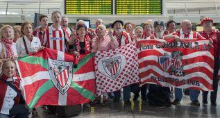 La UEFA extrema la seguridad de los mil aficionados bilbaínos