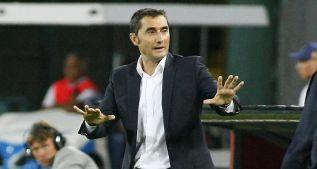 """Valverde: """"Es un buen resultado, pero no está nada decidido"""""""