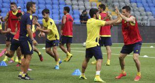 El Villarreal vuelve a jugar en Europa 986 días después