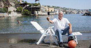 500 barcos en la playa para ver sus 'bolitos'