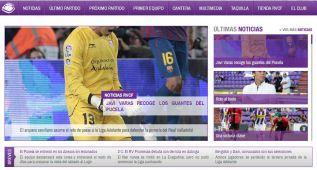 Javi Varas llega al Valladolid con la carta de libertad