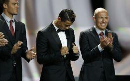 Cristiano, elegido Mejor Jugador de Europa por la UEFA