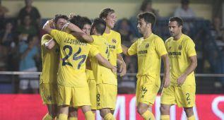 El Villarreal arrolla liderado por Vietto y diez canteranos
