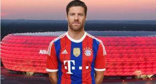 Xabi Alonso llevará el dorsal número 3 en el Bayern