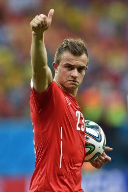 Shaqiri toma ventaja porque llegaría cedido del Bayern