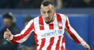 Kostas Mitroglou regresa al Olympiacos cedido por el Fulham