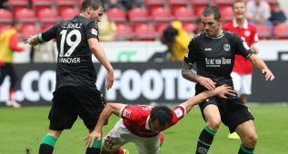El Hannover no pasa del empate y no se sitúa colíder