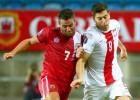 Lewandowski lidera la goleada a Gibraltar en su debut oficial