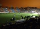 La única vez que La Roja jugó en el Ciutat se suspendió el partido