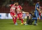 Los penaltis clasifican al Girona para la tercera ronda