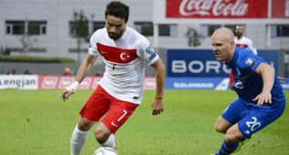 Islandia pasa por encima de una decepcionante Turquía